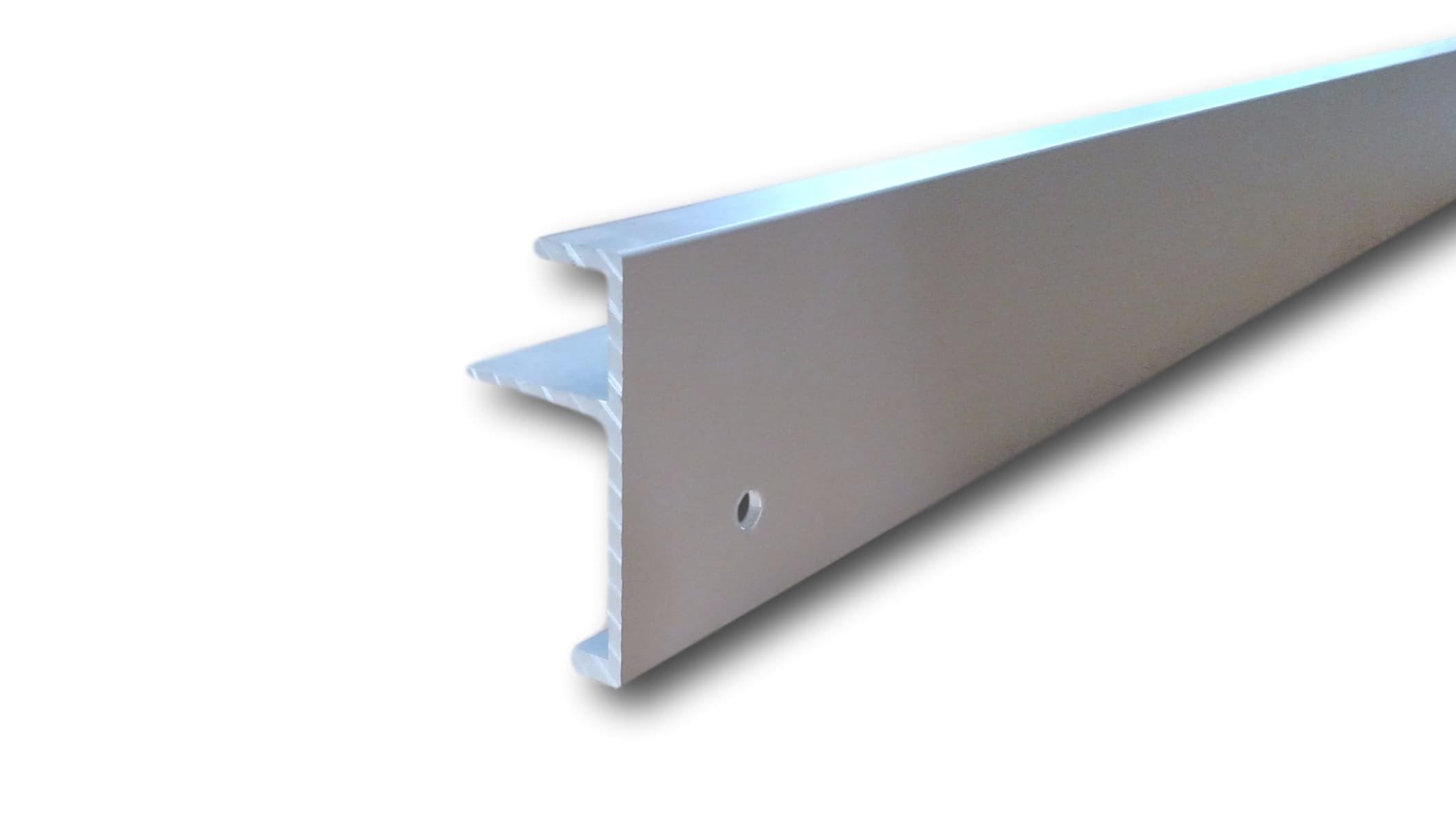 10 Ft Anodized Aluminum Stringer