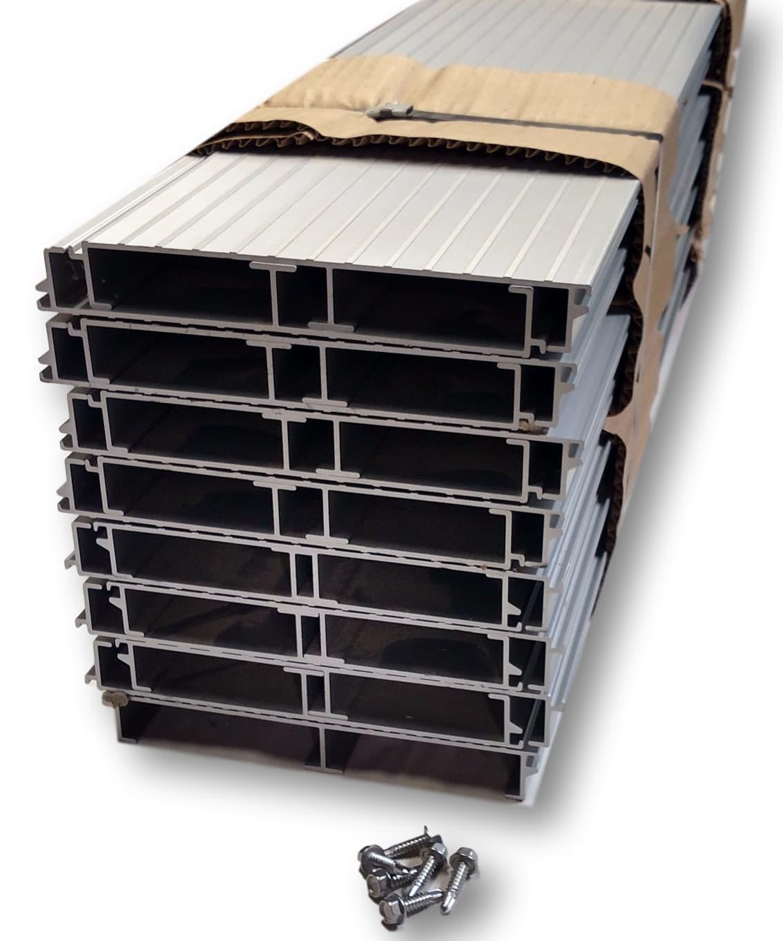 Anodized Aluminum Dock Rebuild Kit