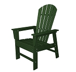 South Beach Dining Chair Green