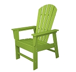 South Beach Dining Chair Lime