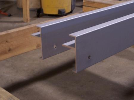 8 Ft Anodized Aluminum Stringer