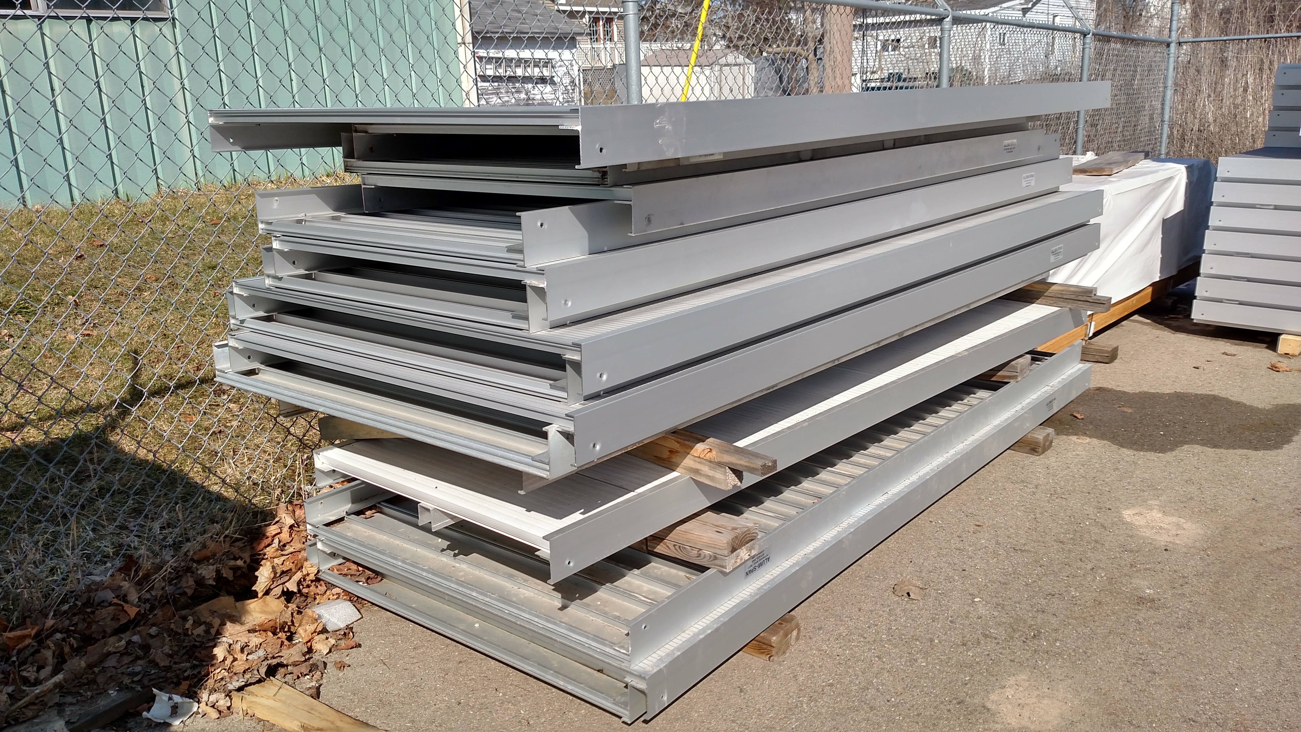 Dock Sections | Aluminum Dock Sections