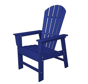 South Beach Dining Chair Pacific Blue