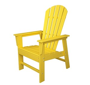 South Beach Dining Chair Lemon