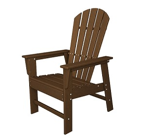 South Beach Dining Chair Teak