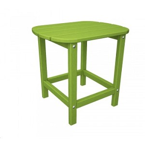 "South Beach 18"" Side Table Lime"
